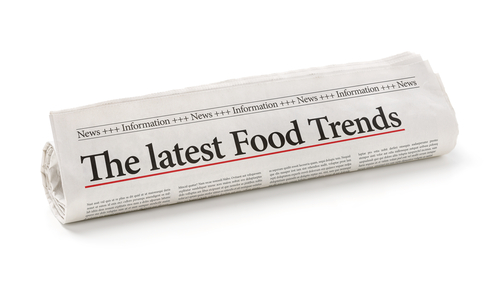 The latest food trends