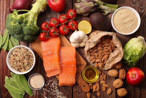 Healthy Food food diet