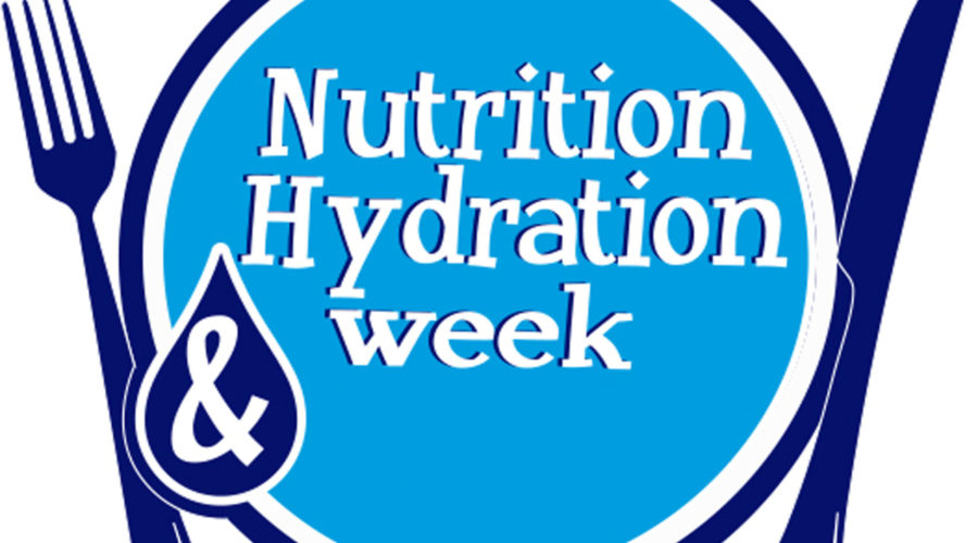 Nutrition & Hydration week